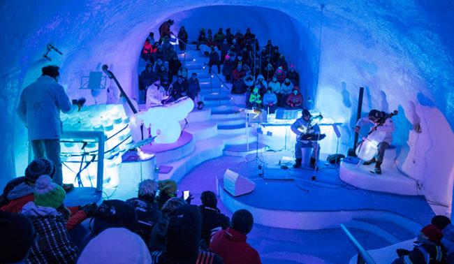 Ice Music Festival edizione 2019