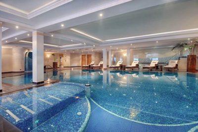 piscine Hotel Alpenpalace