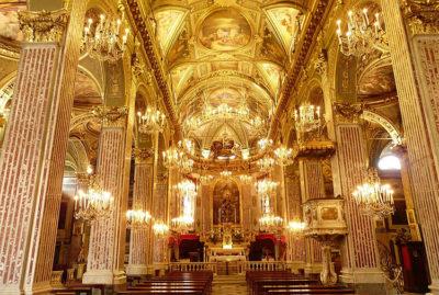 Camogli-Basilica-Santa-Maria-Assunta (ph Davide Papalini)