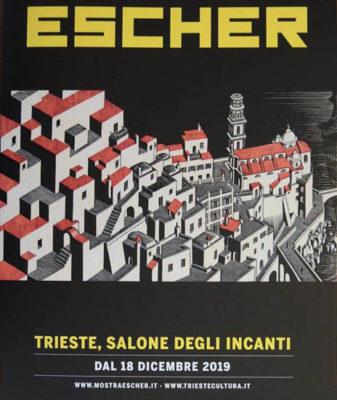 Escher al Salone degli Incanti