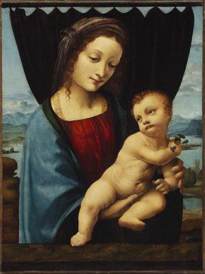 Glean-Head-(NY),-Collezione-de-Navarro_Marco-d'Oggiorno_Madonna-col-Bambino