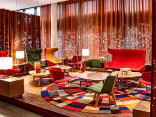 Hotel progettato a Zurigo da Alfredo Häberli