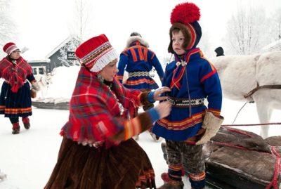 Popolazione Sami