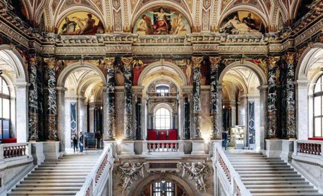 Kunsthistorisches Museum ©WienTourismusPaul Bauer