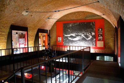 Nella 'Seifensiederhaus' si possono visitare 20 sale che ripercorrono la storia della criminalità a Vienna.© Kriminalmuseum
