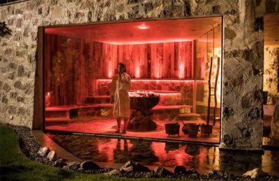 La mystic sauna