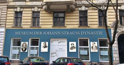 Vienna Museo Johann Strauss dynastie ©Archiv Kulturverein Wiener Blut