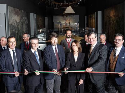 ©LorenzaDaverio_taglio nastro Nuove Gallerie Leonardo