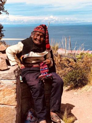 Inca Abitante