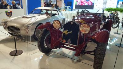Milano Autoclassica Alfa-Romeo-Testafissa