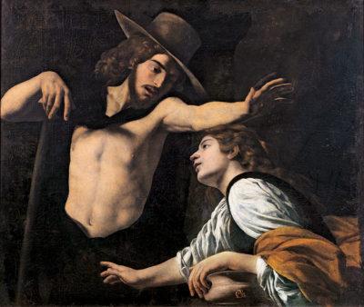 Dopo Caravaggio Battistello-Caracciolo,-Noli-me-tangere,-1618