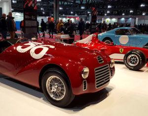 Ferrari 125 S, F2002, Ferrari 250 GT Berlinetta