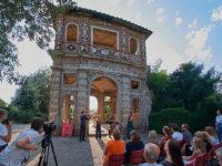Grotta del Dio Pan concerto in villa (foto: © emilio dati – Mondointasca.it)