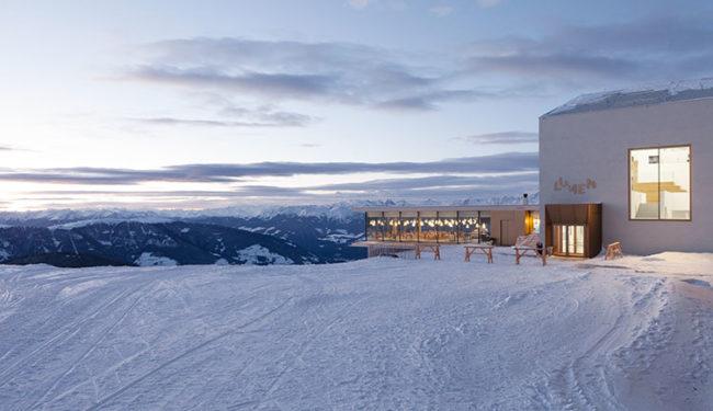 Lo spettacolare panorama dove è collocato il Lumen Museum (ph. @Paolo Riolzi)
