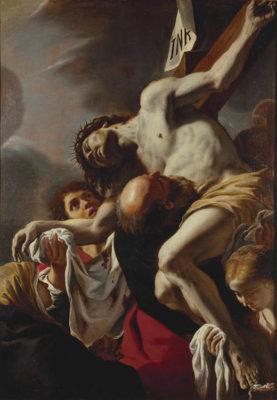 Mattia-Preti-Deposizione-di-Cristo-dalla-croce