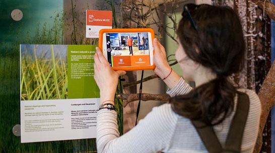 MusA, apre i musei alle persone con disabilità visive