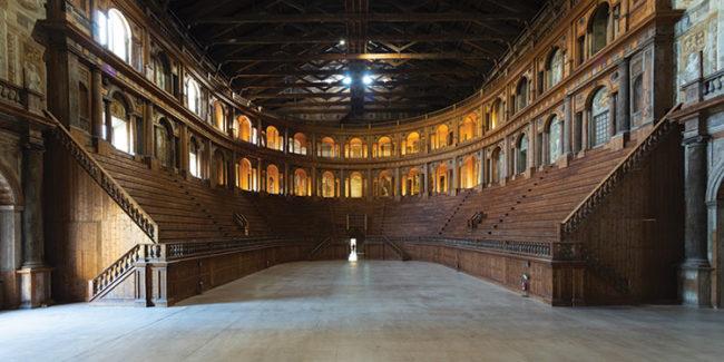 Teatro Farnese di Parma (ph. Edoardo Fornaciari)
