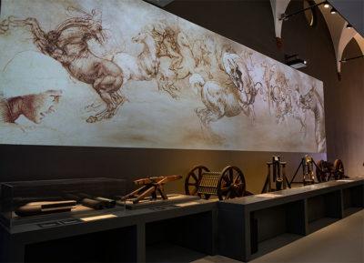 Arte-della-guerra Nuove Gallerie Leonardo@LorenzaDaverio