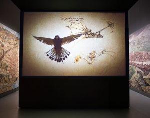 Il sogno del volo, nuove Gallerie Leonardo. Museo della Scienza e della Tecnologia di Milano (ph. @LorenzaDaverio)