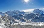 Selva-di-Val-gardena-dall'alto
