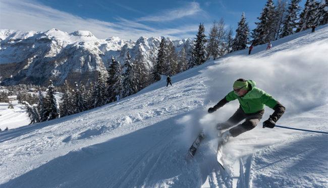Sciare, scoprire, degustare. Ski-Taste per turisti