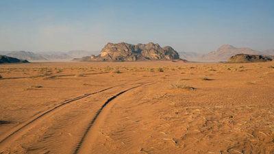 Star Wars Wadi Rum foto Andrew Shiva