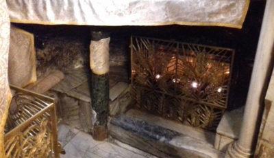 Betlemme Altare-della-mangiatoia