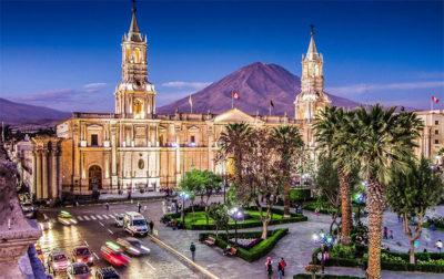 Perù 2 Arequipa-centro-storico