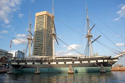 destinazioni Baltimore-Historic-Ships