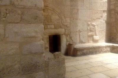 Betlemme-ingresso-Porta-dell-umilta