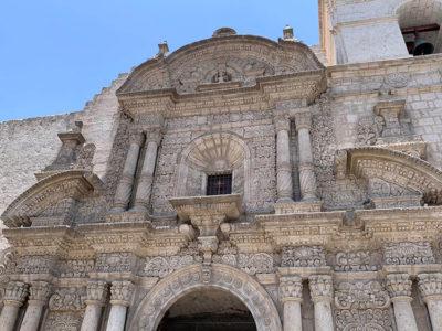 Cusco-Facciata-cattedrale (foto: federica gögele © mondointasca.it)