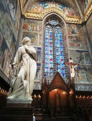 Statua nell'abside dettaglio,-foto-G.-Nitti
