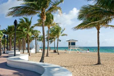 Fort-Lauderdale-beachwall