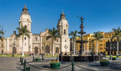 Perù 3 Lima la città dei re