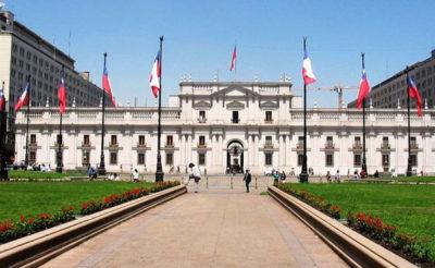 Sud America Santiago-del-Cile-Palazzo-della-Moneda
