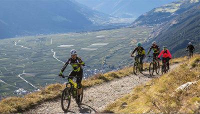 vacanza slow Val Venosta in bici