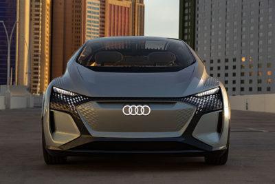 nuova mobilità Audi-AI:ME