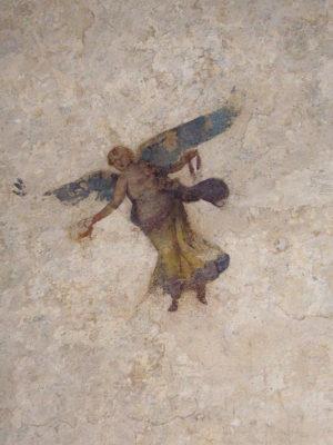 piramide-Cestia-affreschi-Roma