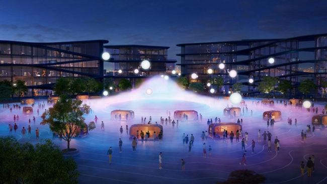 Il laboratorio della Toyota per la città del futuro