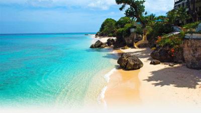Barbados-spiaggia