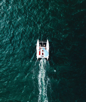 vela Catamarano