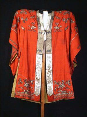 moda Cina-abito-liturgico-taoista-prima-metà-Ottocento