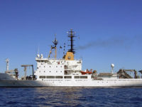 Nave Alliance (foto Marina Militare)