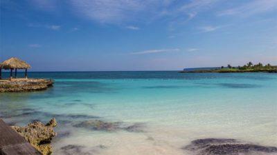 Caraibi spiaggia di Punta Cana