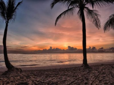 Punta-Cana-tramonto