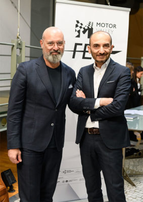 Motor Valley Fest Stefano Bonaccini e Claudio Domenicali
