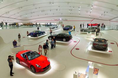 Motor Valley museo Ferrari