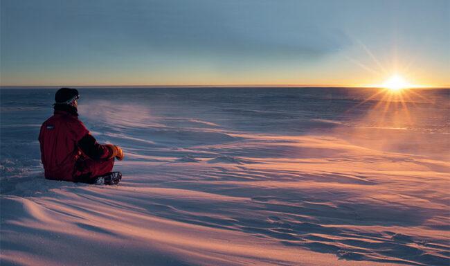 Marte Bianco. Una anno ai confini della vita nell'altopiano Antartico