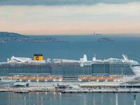 Costa Smeralda la nuova ammiraglia del gruppo Costa Crociere