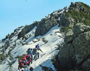 Dai banchi di scuola ai sentieri di montagna
